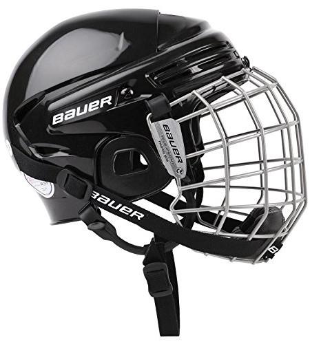 Bauer-Erwachsene-Helm-2100-Combo-mit-Gitter-0