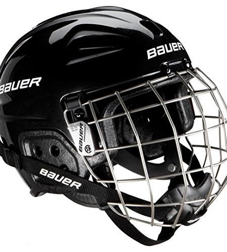 Bauer-Erwachsene-Helm-Helmet-LIL-Sport-Combo-mit-Gitter-0