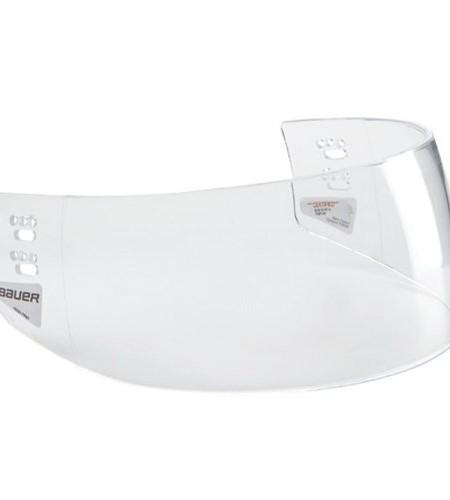 Bauer-Erwachsene-Visier-fr-Eishockeyhelm-HDO-Pro-Straight-Clear-One-size-1039346-0