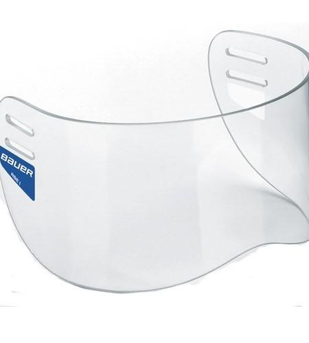 Bauer-Erwachsene-Visier-fr-Eishockeyhelm-RBE-I-Half-Shield-Certified-Clear-One-size-1035797-0
