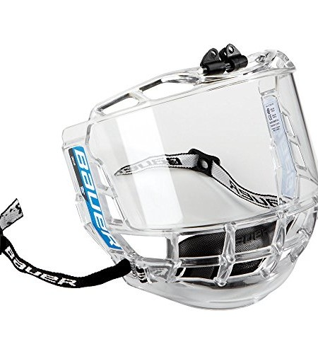 Bauer-Kinder-Visier-fr-Eishockeyhelm-Concept-III-Full-Visors-Junior-Clear-One-size-1041011-0