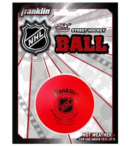 Franklin-Streethockeyball-Super-High-Density-Ball-rot-12209-0