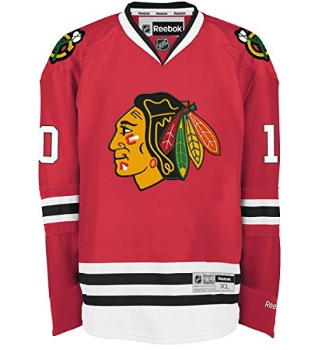 Patrick-Sharp-Chicago-Blackhawks-Red-Reebok-NHL-Premier-Jersey-Trikot-0