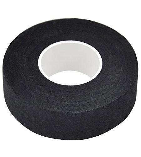 TRIXES-Texturiertes-Tape-fr-Hockey-299-25-cm-x-23-m-Schwarz-0