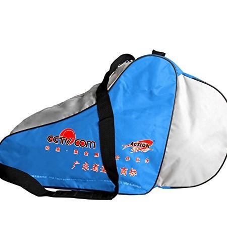 Blau-Skate-Tragetasche-Roller-Sack-Rollschuh-Derdy-Tote-Skate-Roller-Bag-0