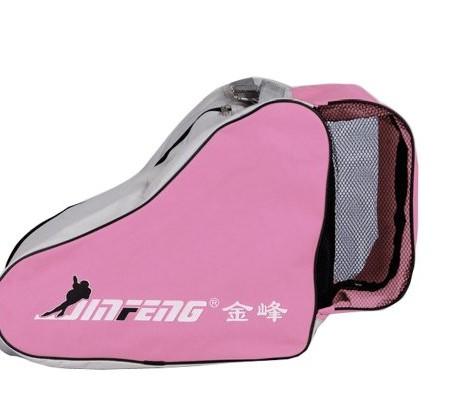 Rollerblading-Getriebe-Triangle-Skates-Tasche-mit-Advanced-Single-Schulter-Rosa-0
