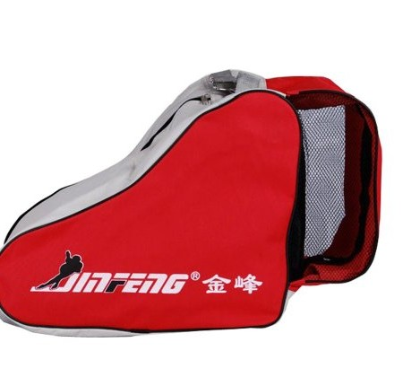 Rollerblading-Getriebe-Triangle-Skates-Tasche-mit-Advanced-Single-Schulter-Rot-0