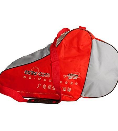 Rot-Skate-Tragetasche-Roller-Sack-Rollschuh-Derdy-Tote-Skate-Roller-Bag-0