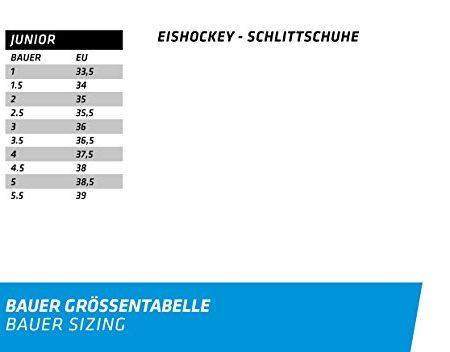 Bauer-Jungen-Schlittschuh-Vapor-X400-Junior-Eishockeyschlittschuh-0