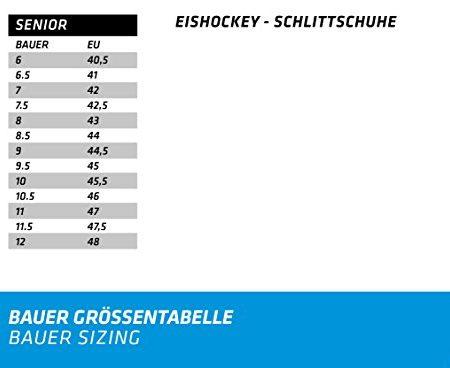 Bauer-Herren-Schlittschuh-Vapor-X500-Senior-Eishockeyschlittschuh-0