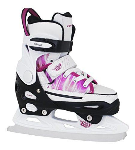 Damen-Schlittschuhe-Tempish-REBEL-ICE-ONE-PRO-GIRL-Gr-29-43-verstellbar-pink-0