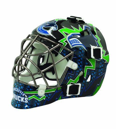 Franklin-Vancouver-Canucks-Mini-Torwart-Maske-0