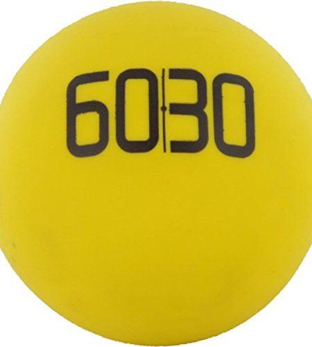 Street-Hockey-Ball-weich-50-g-Gelb-0