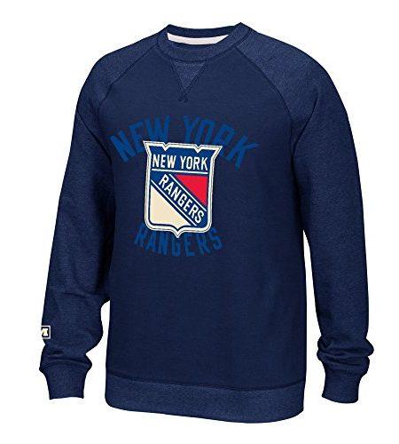CCM-New-York-Rangers-Crewneck-Fleece-NHL-Sweatshirt-0