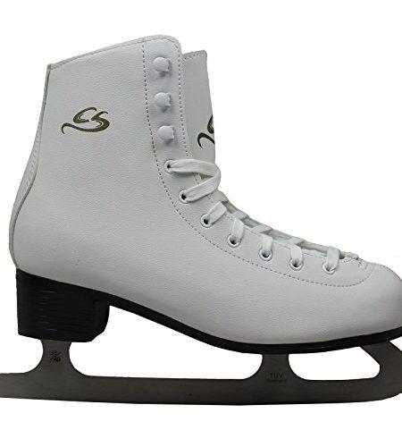 Cox-Swain-Figur-Damen-Kinder-Eiskunstlauf-Schlittschuh-LOHJA-alle-Gren-0