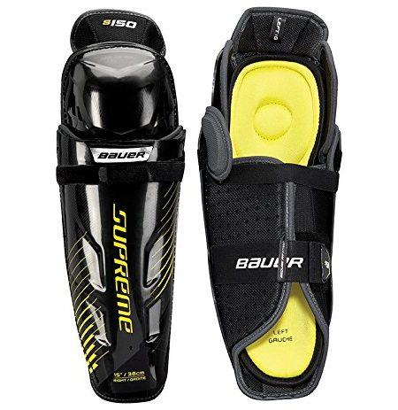 Bauer-Supreme-S17-S150-Senior-Ice-Hockey-Schienbeinschoner-0