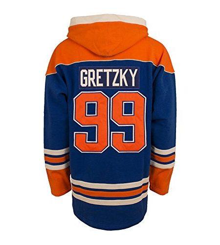 NHL-Edmonton-Oilers-Wayne-Gretzky-Vintage-Lace-Jersey-Hood-Old-Time-Hockey-0