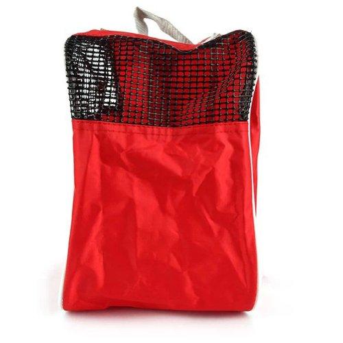 roller skate carry bag skate sack rollschuh derdy tote rot. Black Bedroom Furniture Sets. Home Design Ideas